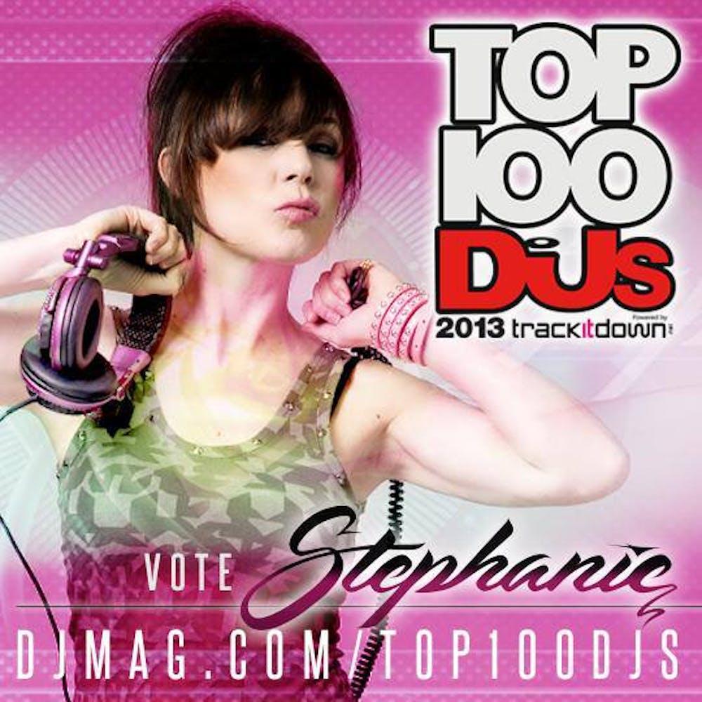 DJ Stephanie