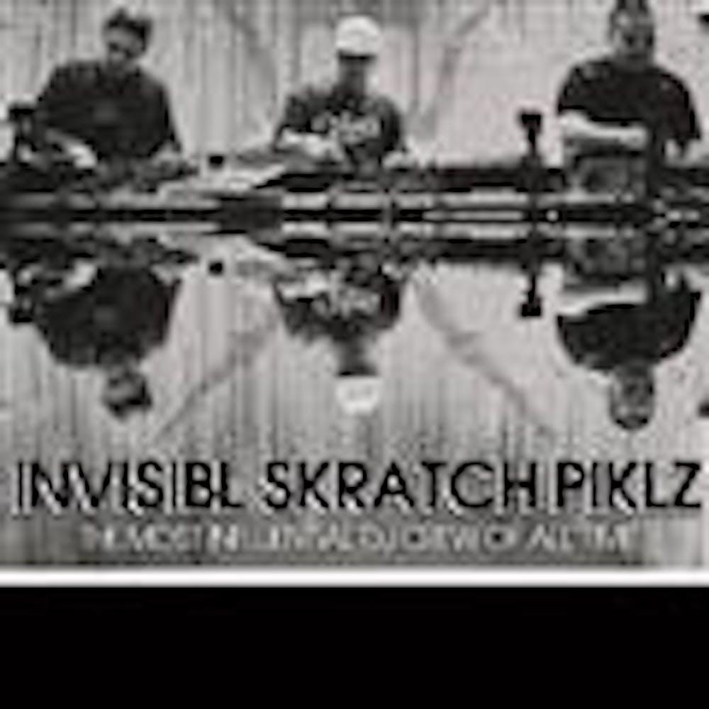 Invisibl Skratch Piklz