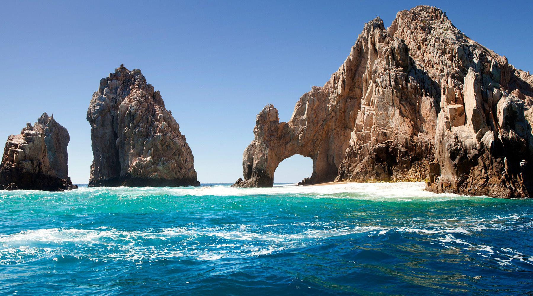 View of Los Cabos