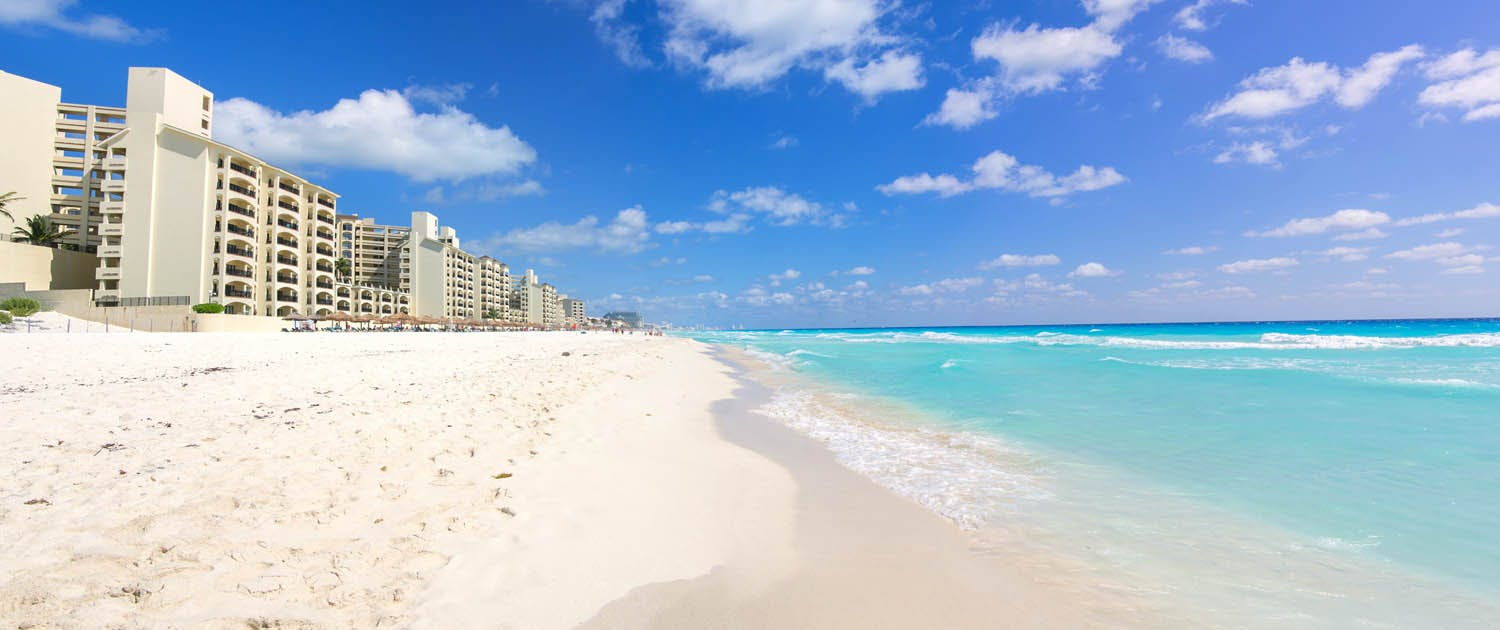 View of Cancun