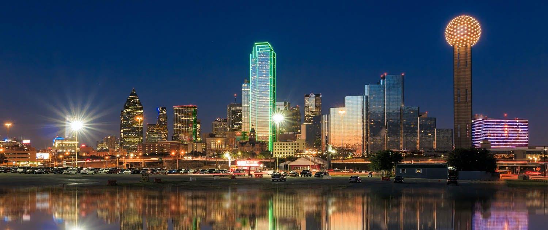 View of Dallas