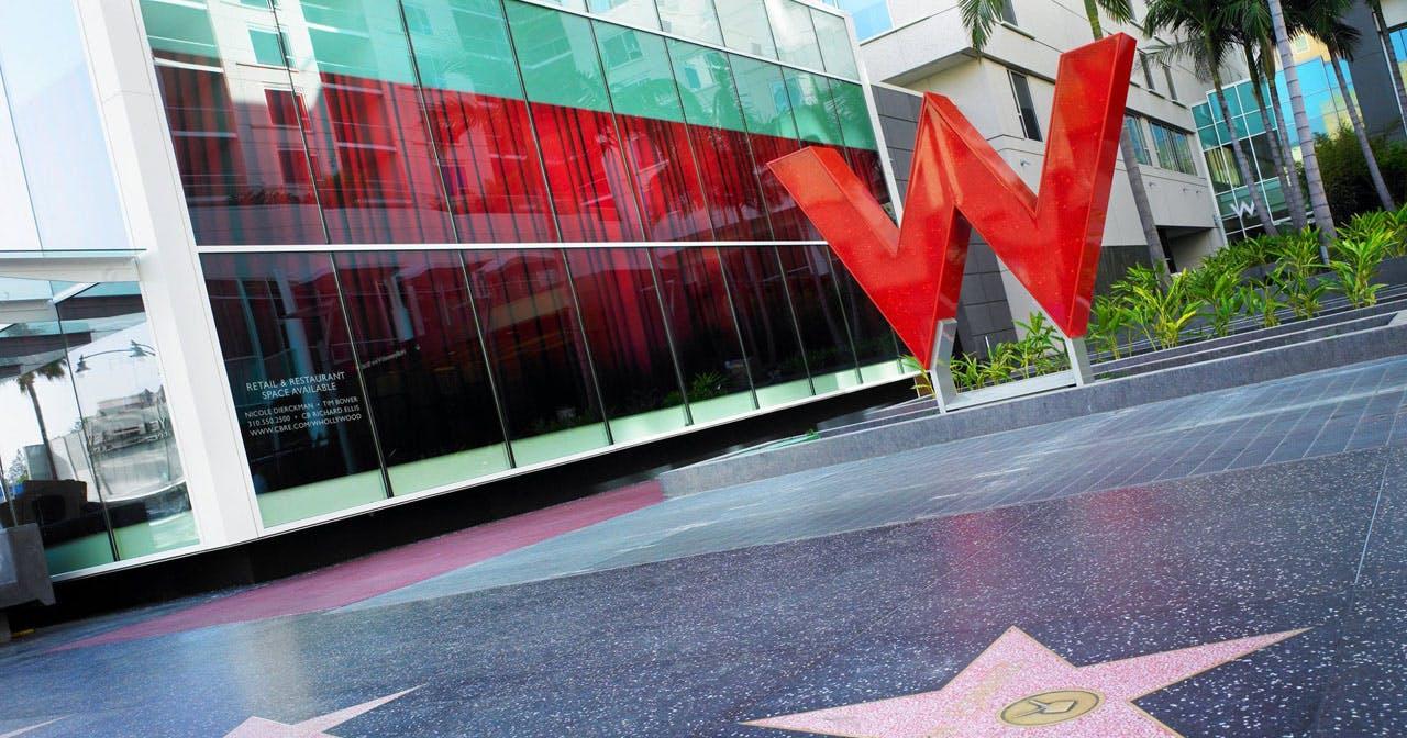 W Hollywood