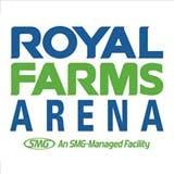 Royal Farms Arena logo