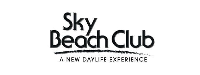 Sky Beach Club logo