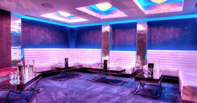 Champagne Room at Tipsy Alchemist