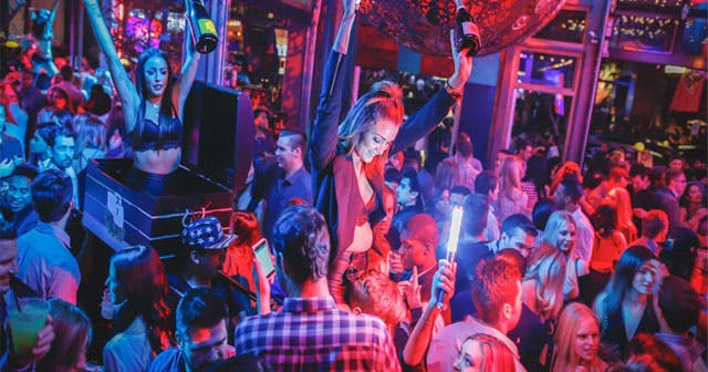 The District offers guest list on certain nights