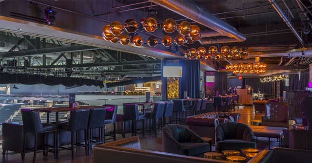 Hyde Lounge T-Mobile Arena