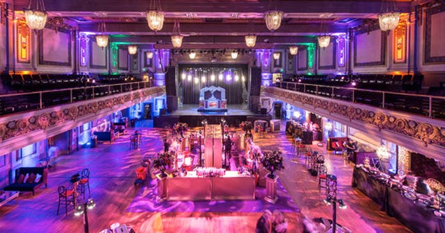Inside look of Regency Ballroom after getting free guest list
