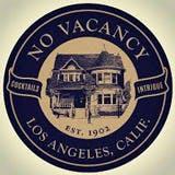 No Vacancy logo