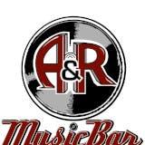 A and R Music Bar logo