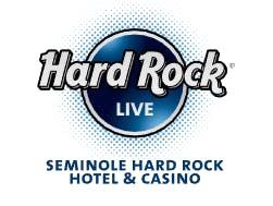 Hard Rock Live Seminole logo