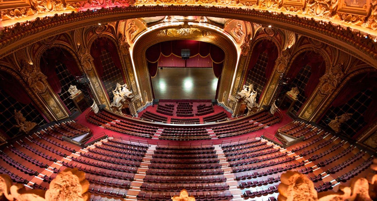 Wang Theatre at Boch Center