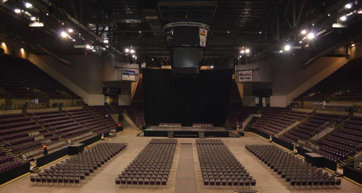 Broadmoor World Arena