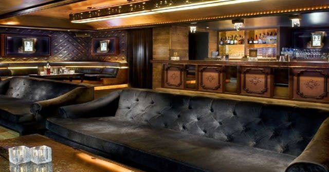Hyde Lounge Staples Center