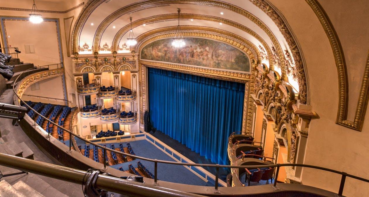 The Lyric Theatre