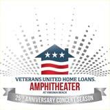 Veterans United Home Loans Amphitheater logo