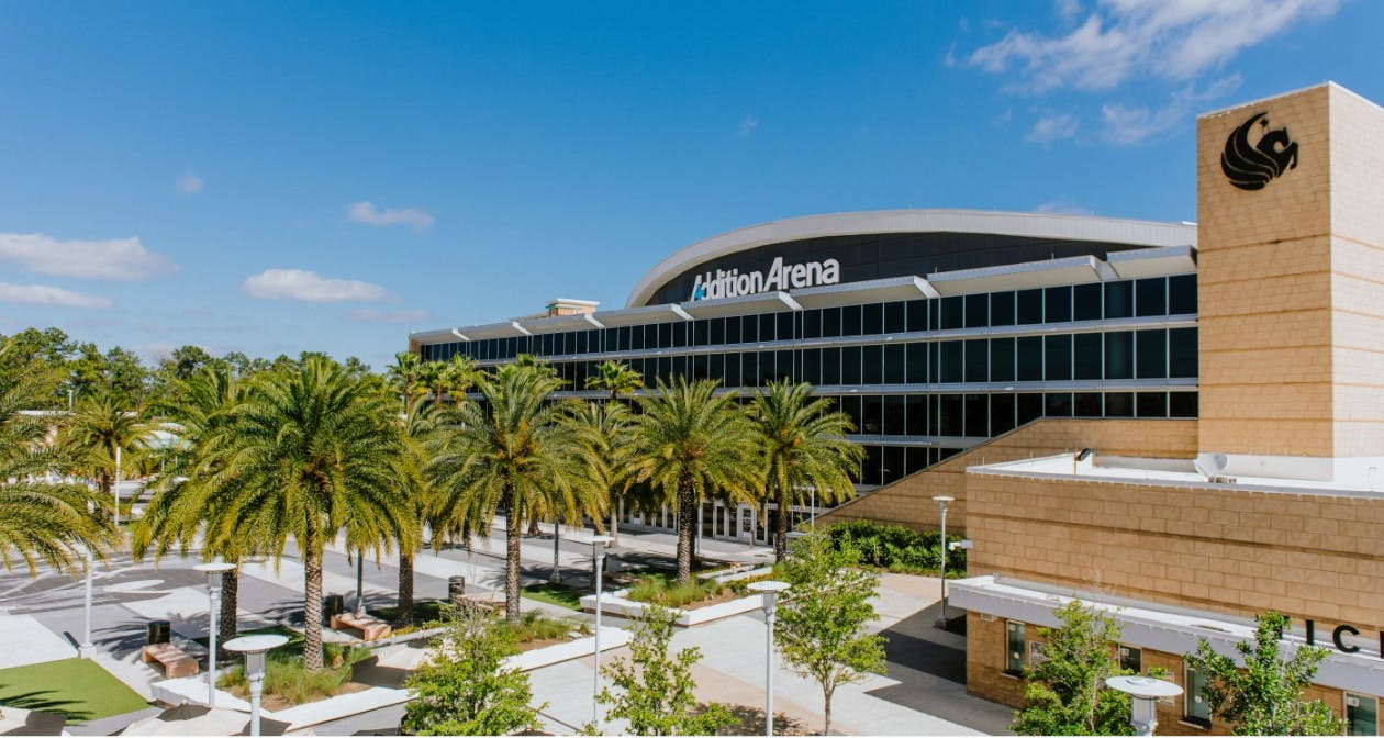 Addition Financial Arena