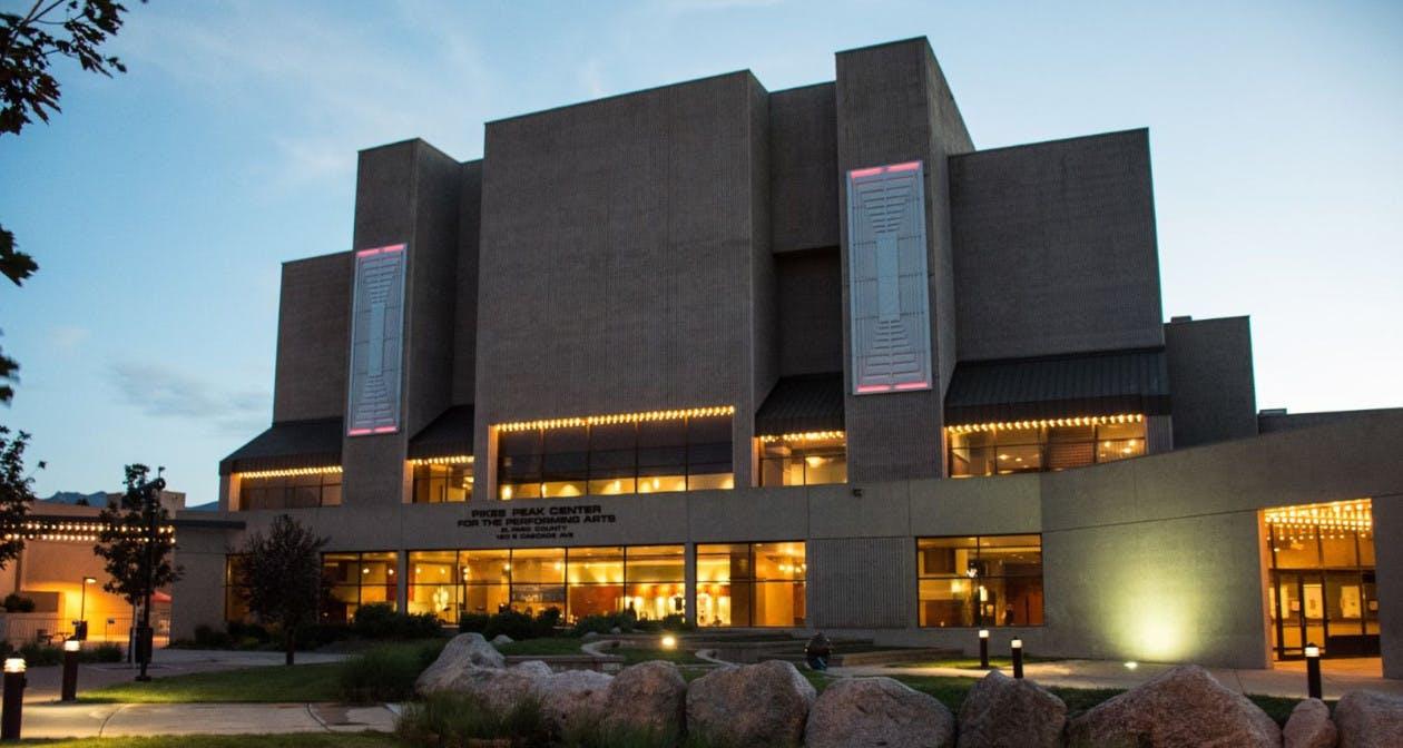 Pikes Peak Center
