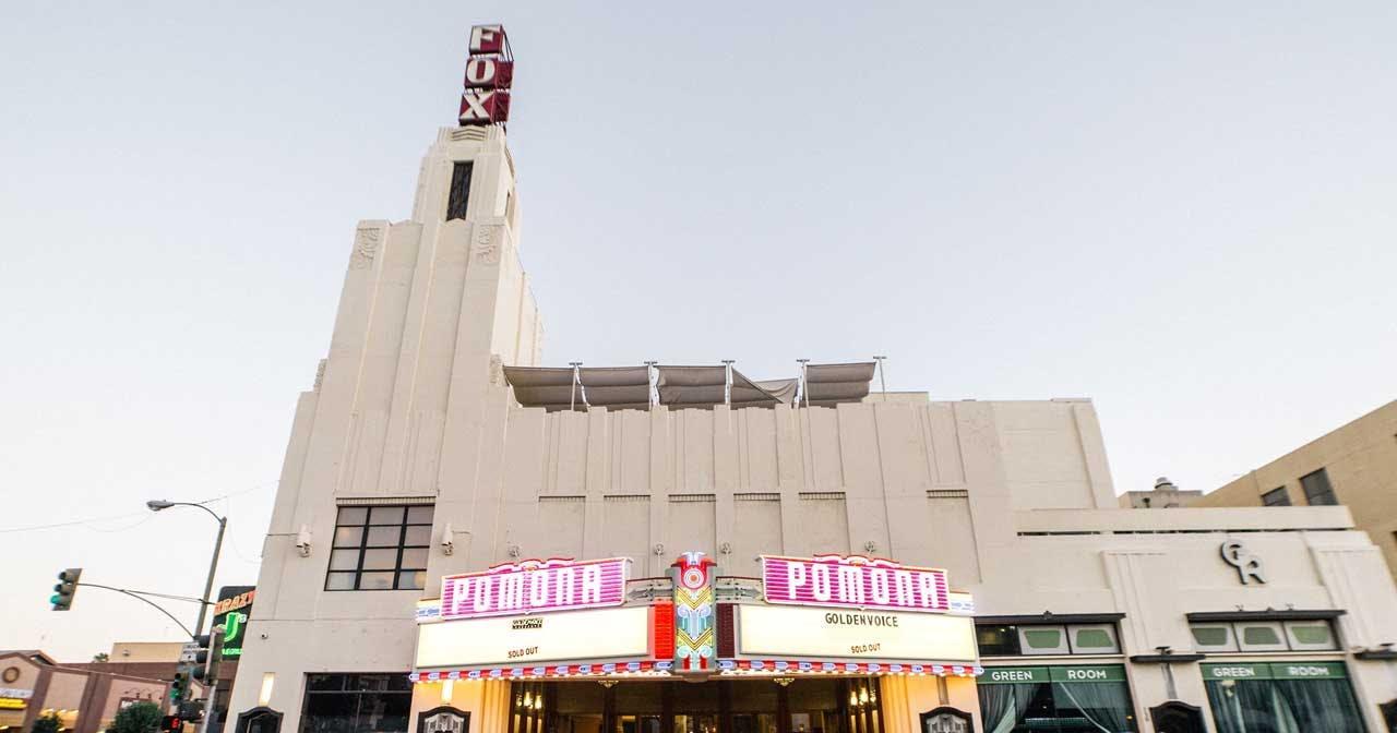 Fox Theater Pomona