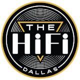 The HiFi Dallas logo