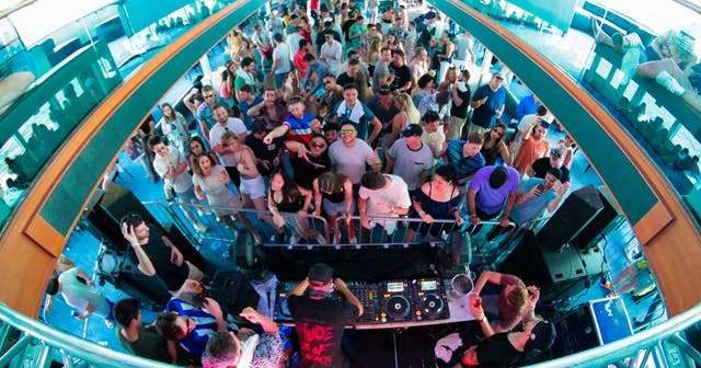 NYC Boat Party - Pier 15