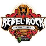 Rebel Rock Festival logo
