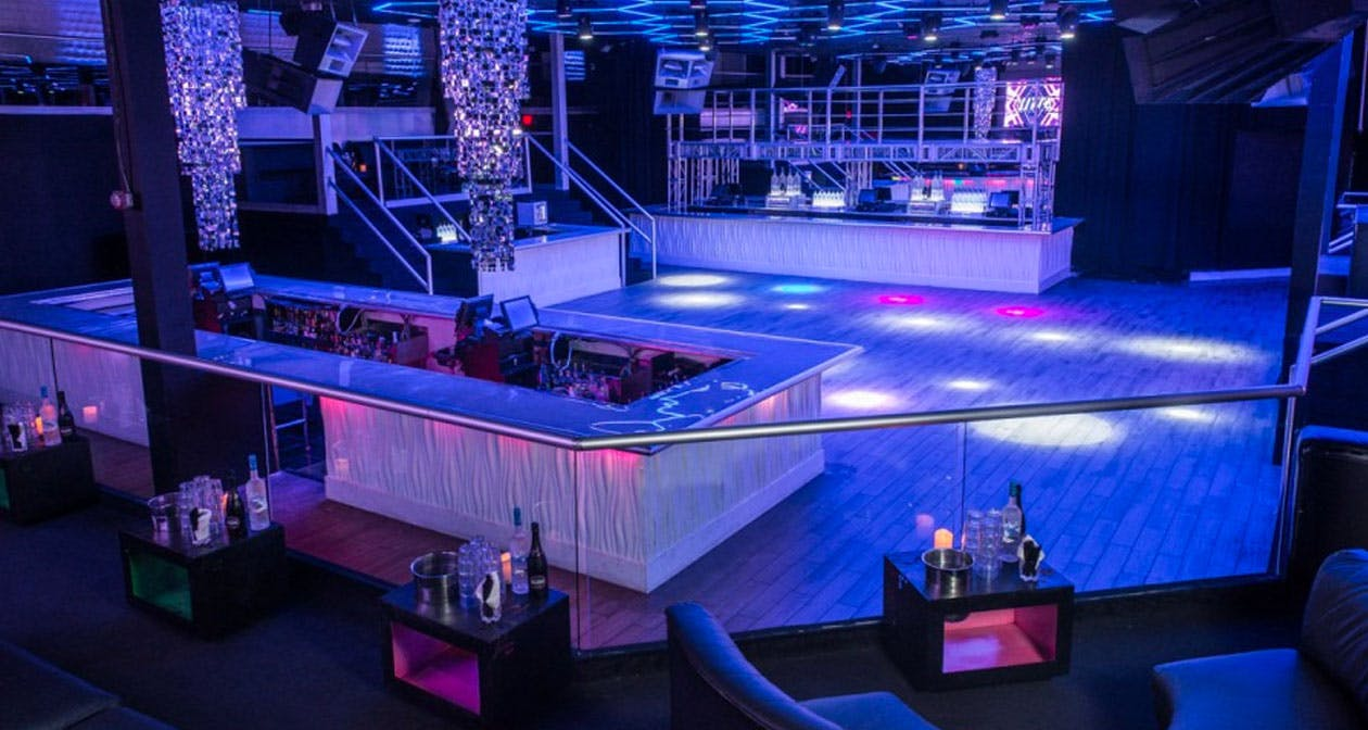 Inside look of Sway Nightclub after getting free guest list