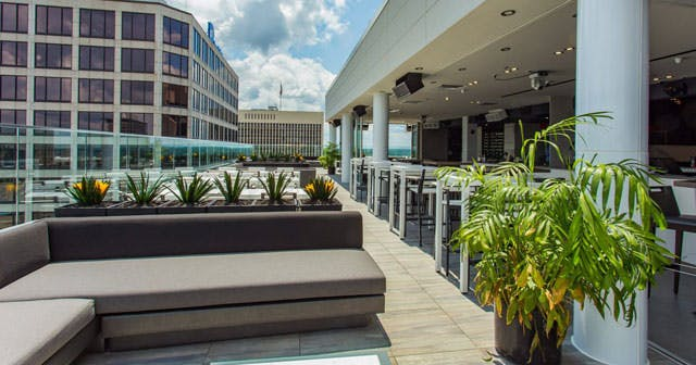 Kabana Rooftop (Day) offers guest list on certain nights