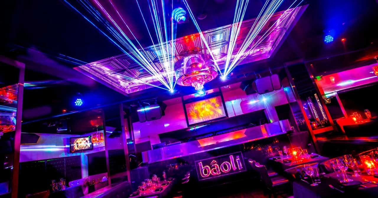 Bâoli offers guest list on certain nights