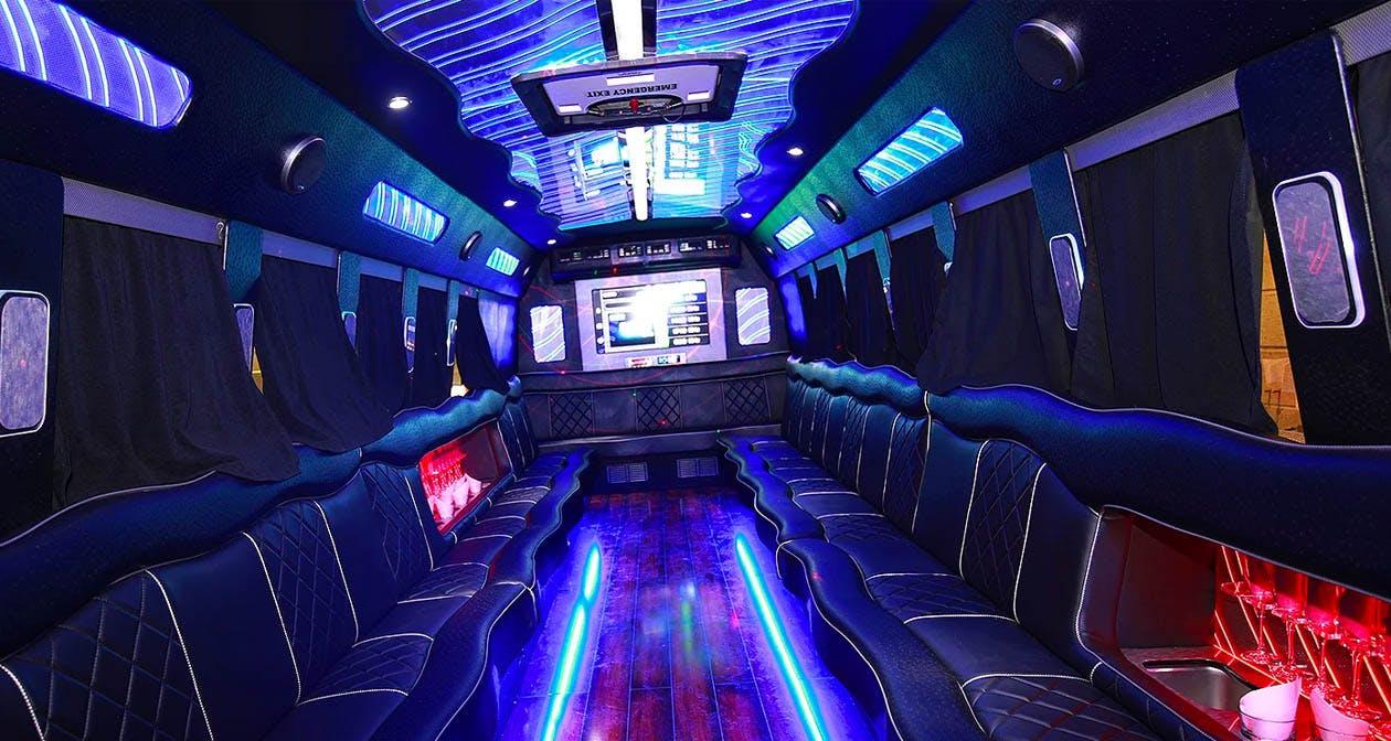 Las Vegas Party Bus