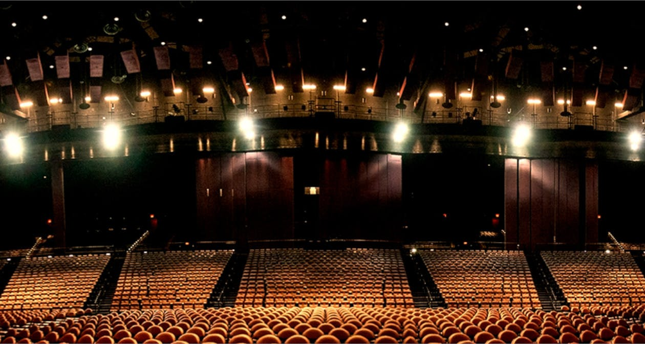 Ovation Hall at Ocean Casino