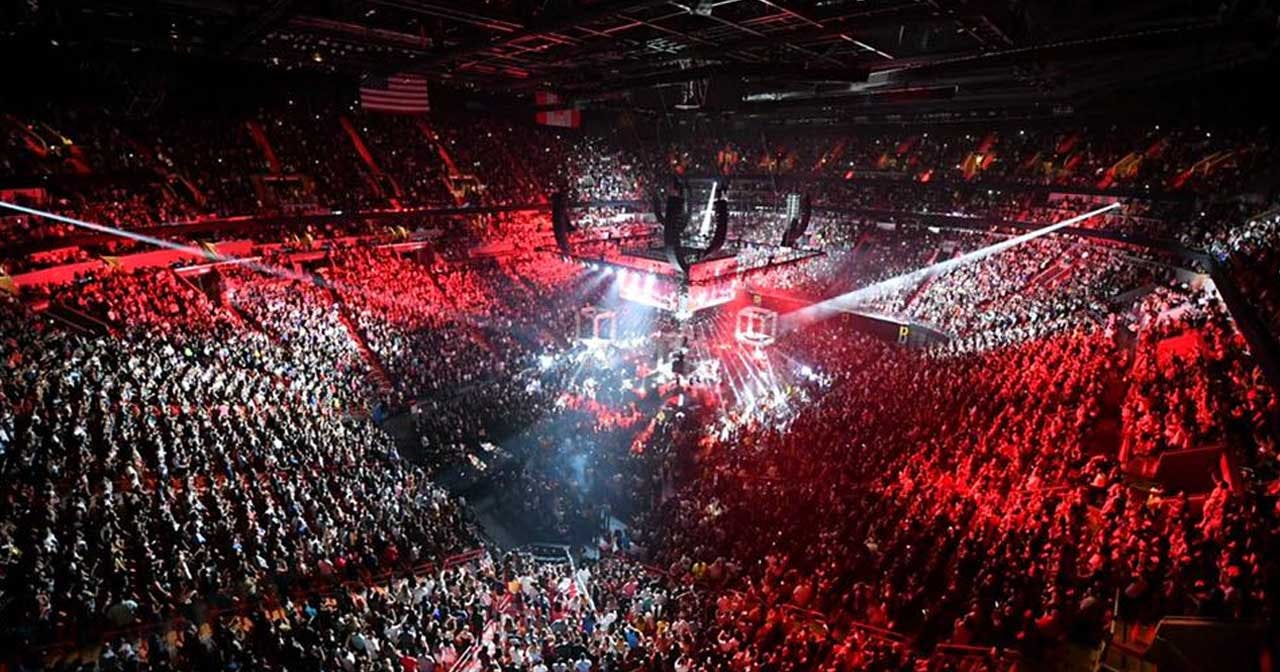 FTX Arena (AmericanAirlines Arena)