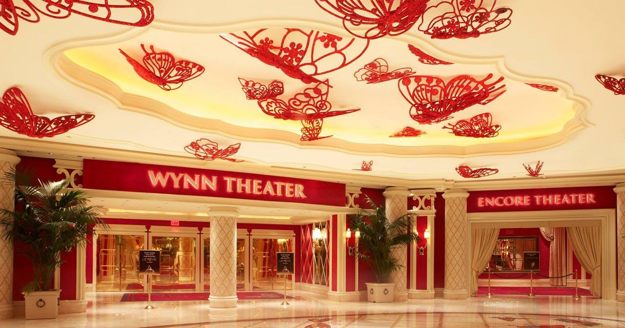 Encore Theater at Wynn