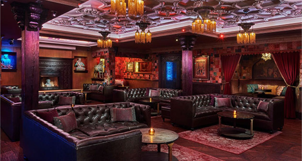 House of Blues - The Cambridge Room