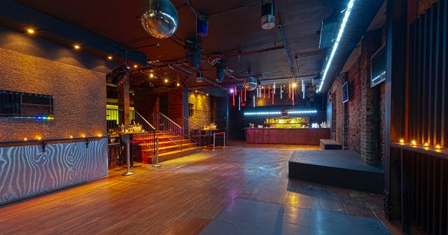 Inside look of Cake Bar after getting free guest list