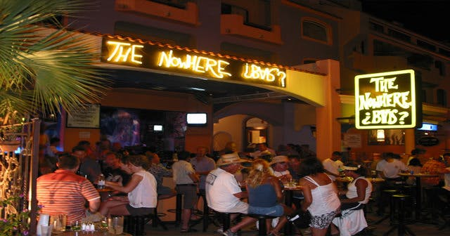 Nowhere Bar offers guest list on certain nights