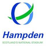 Hampden Park National Stadium logo