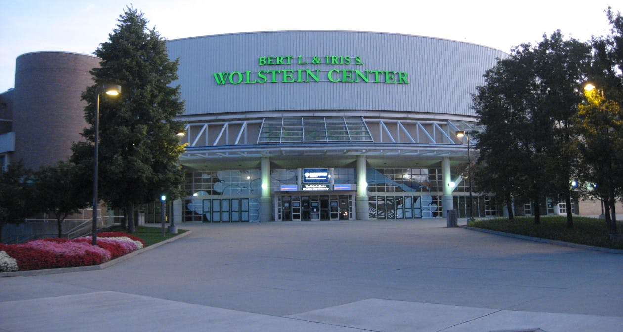 Wolstein Center at CSU