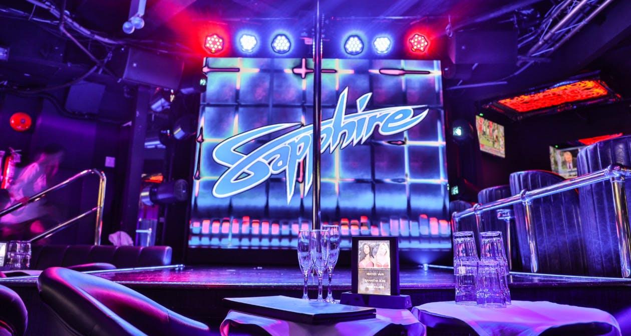 Sapphire NY
