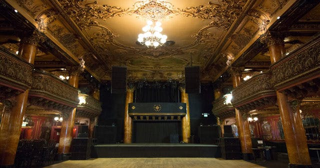 Inside look of Great American Music Hall after buying tickets