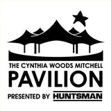 The Cynthia Woods Mitchell Pavilion logo