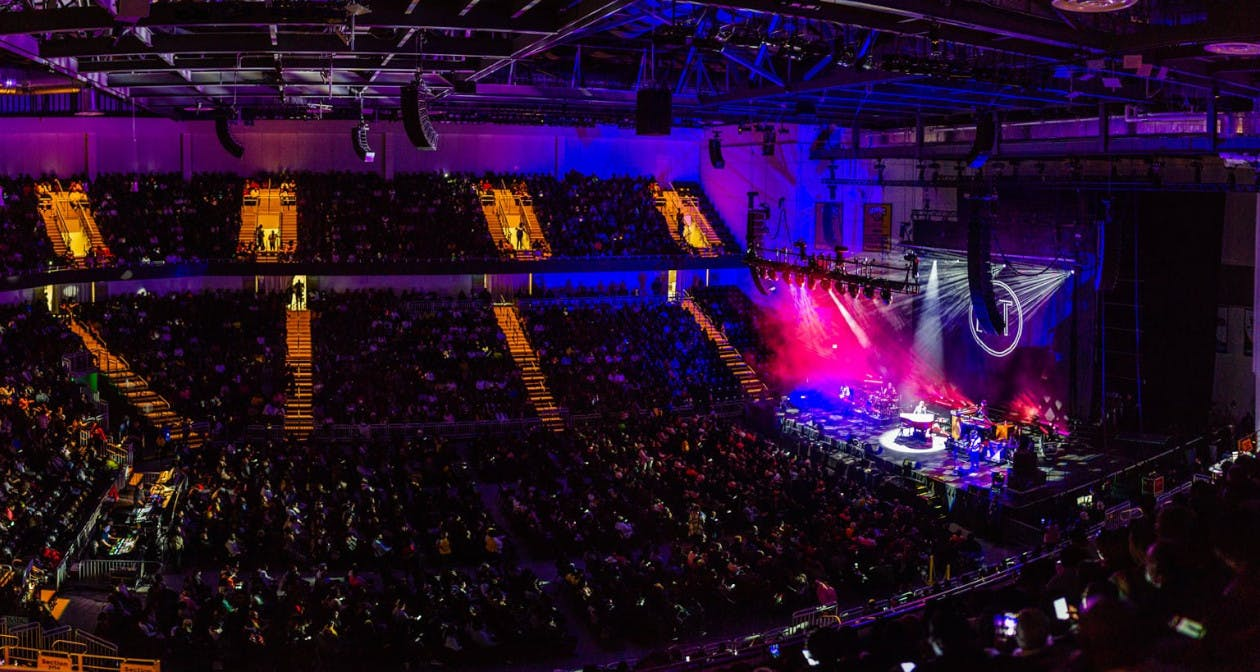 Chesapeake Employers Insurance Arena
