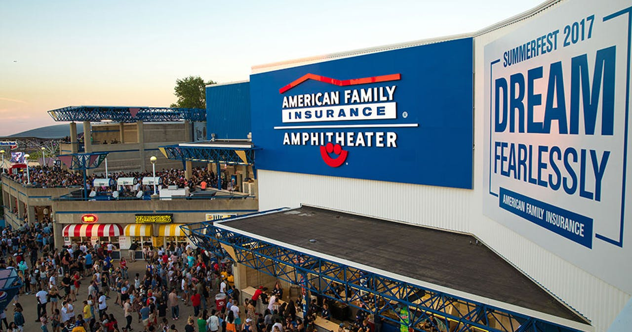 American Family Insurance Amphitheater