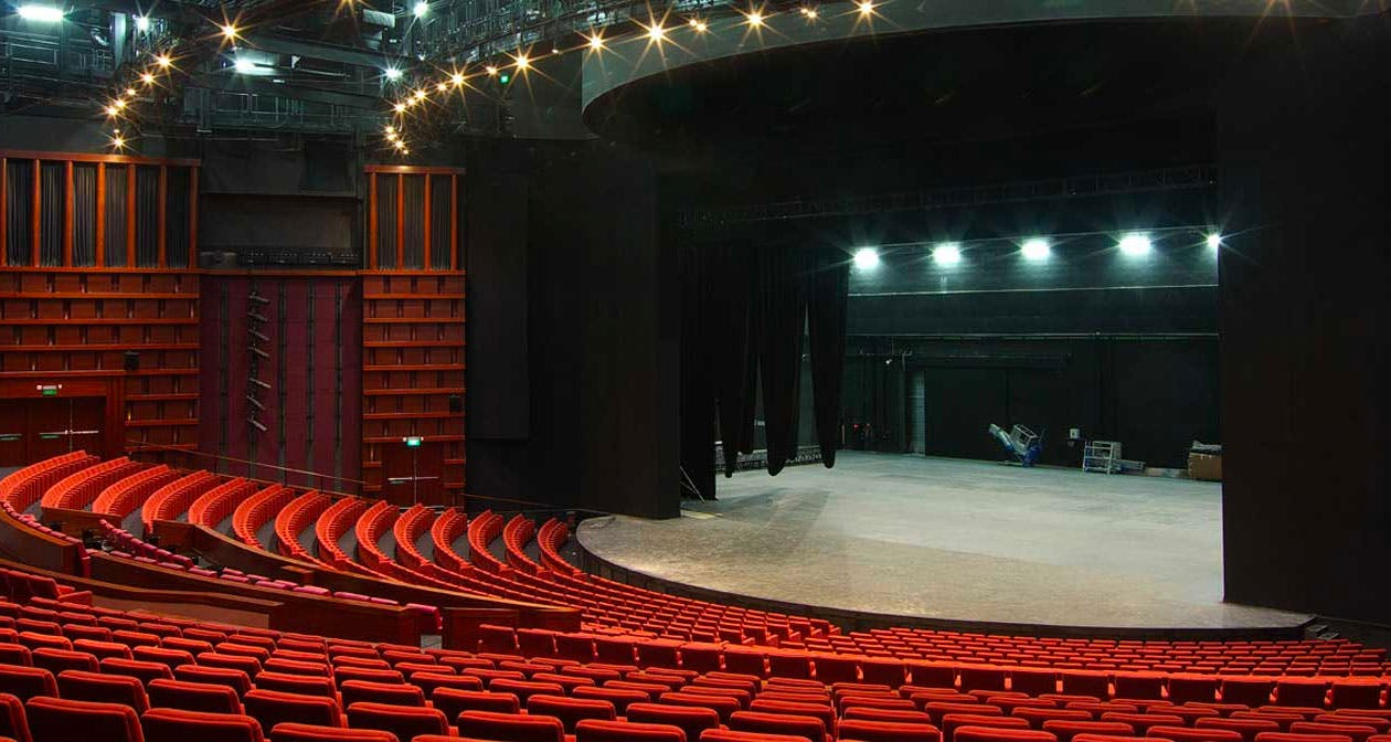 The Theatre at Resorts World