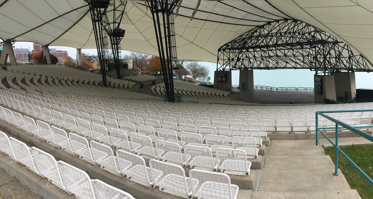 Aretha Franklin Amphitheatre