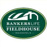 Bankers Life Fieldhouse logo