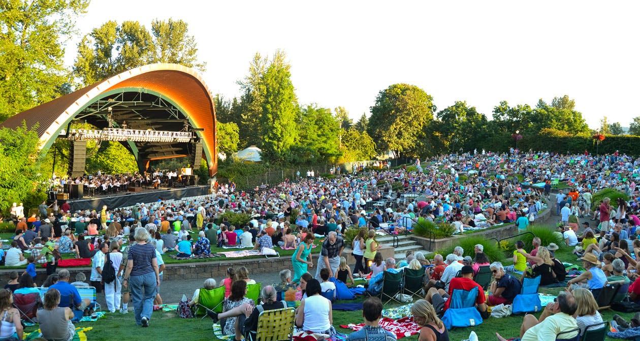 Cuthbert Amphitheater