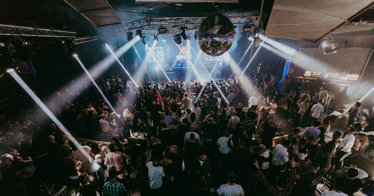 Inside look of LAB Madrid after getting free guest list