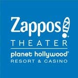 Zappos Theater logo