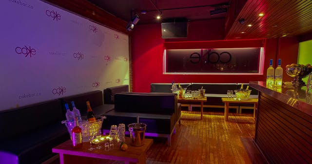 Cake Bar offers guest list on certain nights